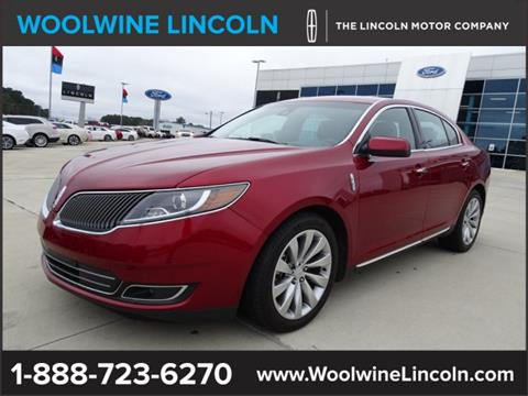 2016 Lincoln MKS for sale in Collins, MS