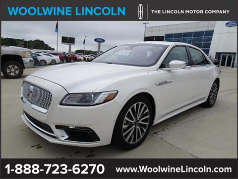 2018 Lincoln Continental for sale in Collins, MS