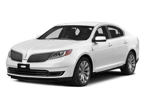 2015 Lincoln MKS for sale in Collins, MS