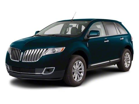 2013 Lincoln MKX for sale in Collins, MS