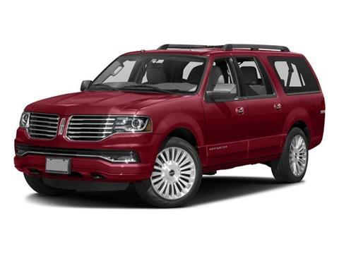 2016 Lincoln Navigator L for sale in Collins, MS