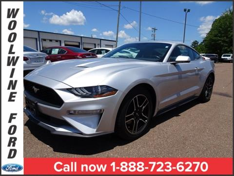 2018 Ford Mustang for sale in Collins, MS