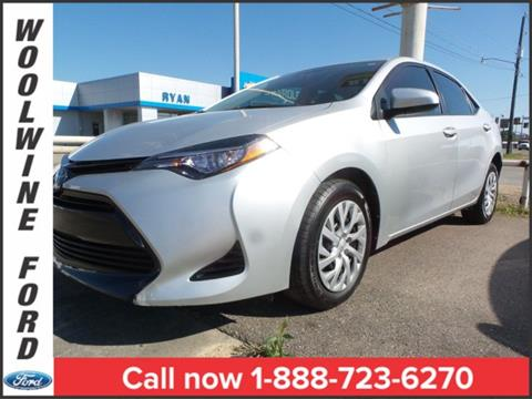 2017 Toyota Corolla for sale in Collins, MS