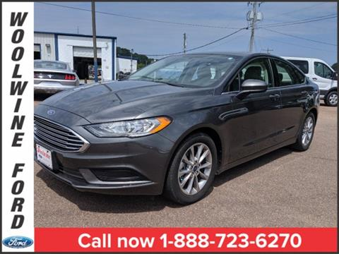 2017 Ford Fusion for sale in Collins, MS