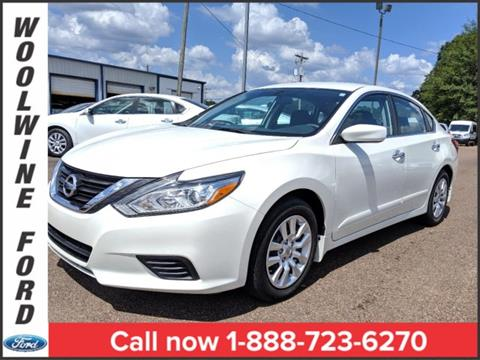 2017 Nissan Altima for sale in Collins, MS