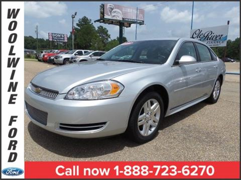 2016 Chevrolet Impala Limited for sale in Collins MS