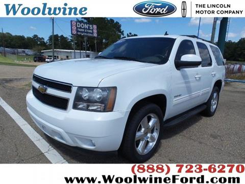 2011 Chevrolet Tahoe for sale in Collins MS