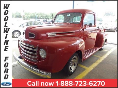1949 Ford F-150 for sale in Collins, MS