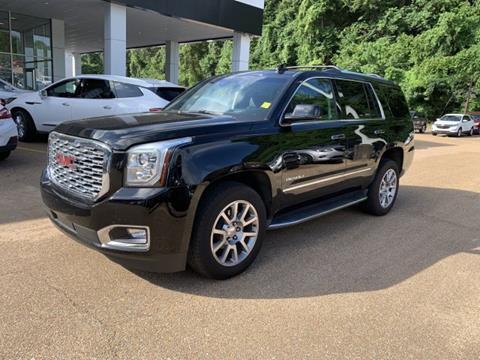 2018 GMC Yukon for sale in Vicksburg, MS