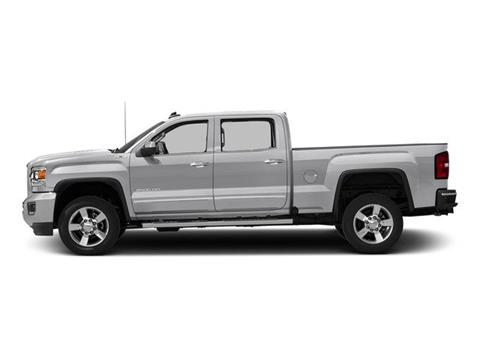 2017 GMC Sierra 2500HD for sale in Vicksburg, MS
