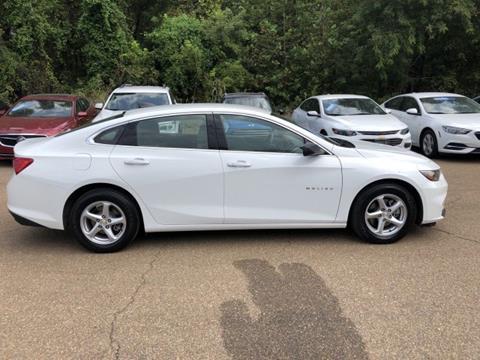 2017 Chevrolet Malibu for sale in Vicksburg, MS