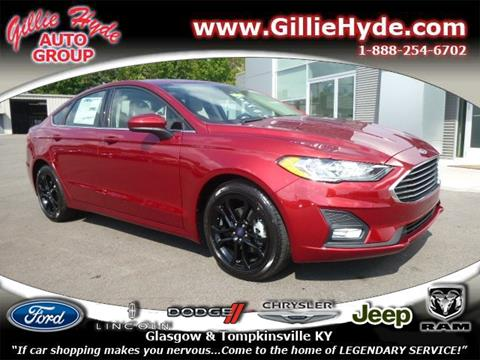 2019 Ford Fusion for sale in Glasgow, KY