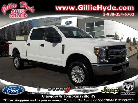 2018 Ford F-250 Super Duty for sale in Glasgow, KY