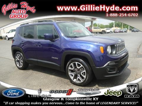 2018 Jeep Renegade for sale in Glasgow, KY