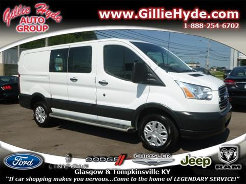 Gillie Hyde Glasgow Ky >> Used Cargo Vans For Sale in Kentucky - Carsforsale.com®