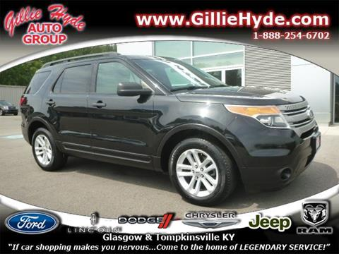 2015 Ford Explorer for sale in Glasgow, KY