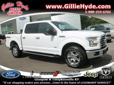 2017 Ford F-150 for sale in Glasgow, KY