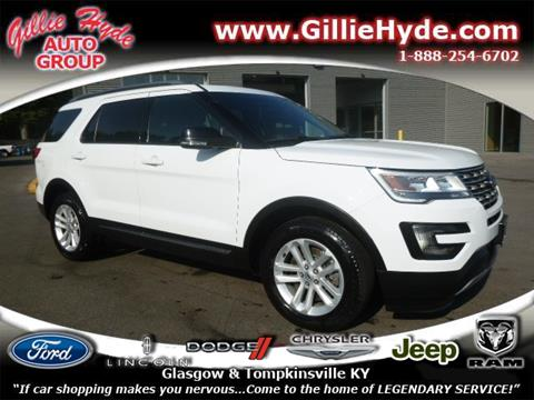 2016 Ford Explorer for sale in Glasgow, KY
