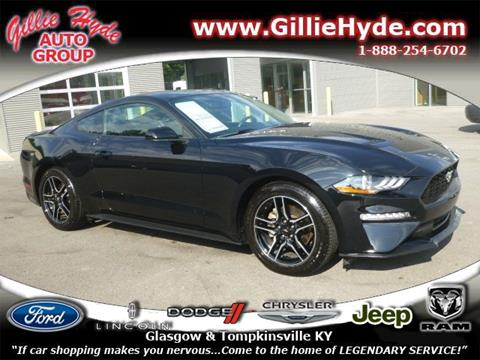 2018 Ford Mustang for sale in Glasgow, KY