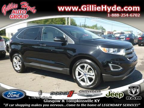 2018 Ford Edge for sale in Glasgow, KY