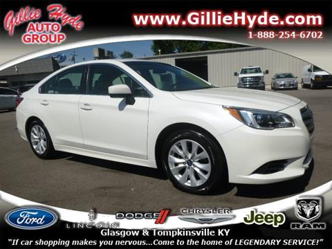 2017 Subaru Legacy for sale in Glasgow, KY