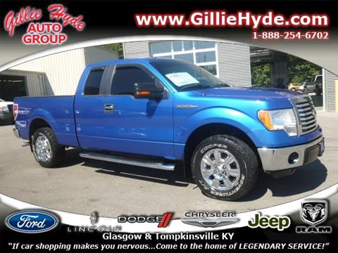 2012 Ford F-150 for sale in Glasgow, KY