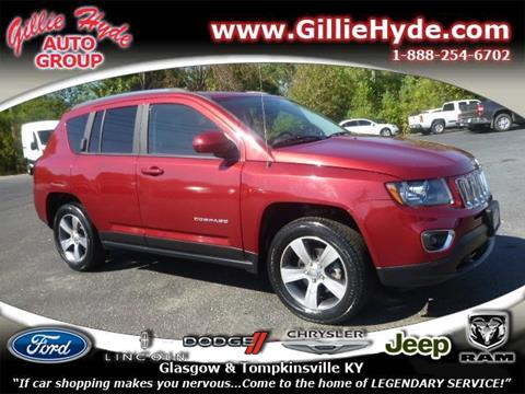 2016 Jeep Compass for sale in Glasgow, KY