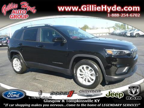 2020 Jeep Cherokee for sale in Glasgow, KY