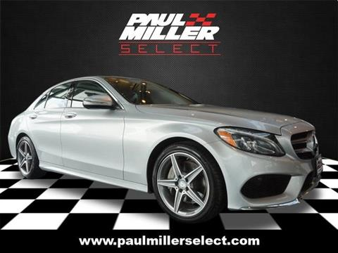 2015 Mercedes-Benz C-Class for sale in Parsippany, NJ
