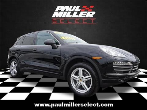 2014 Porsche Cayenne for sale in Parsippany, NJ