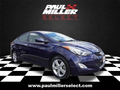 2013 Hyundai Elantra for sale in Parsippany, NJ