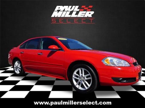 2013 Chevrolet Impala for sale in Parsippany, NJ