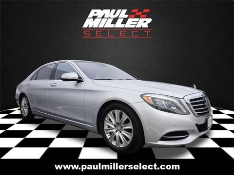 2014 Mercedes-Benz S-Class for sale in Parsippany, NJ