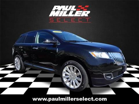 2015 Lincoln MKX for sale in Parsippany, NJ