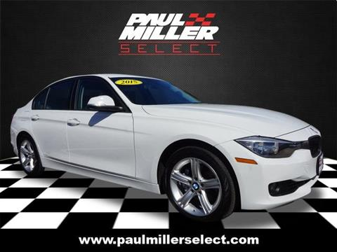 2015 BMW 3 Series for sale in Parsippany, NJ