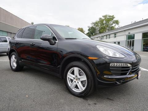 2012 Porsche Cayenne for sale in Parsippany, NJ