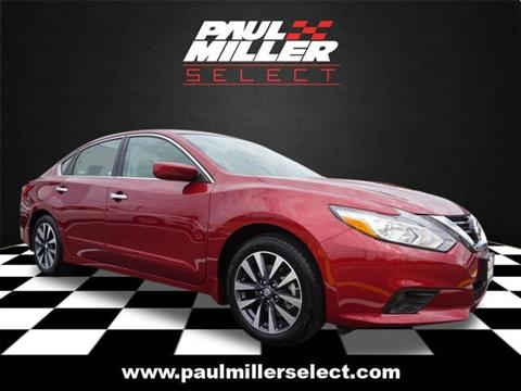 2016 Nissan Altima for sale in Parsippany, NJ
