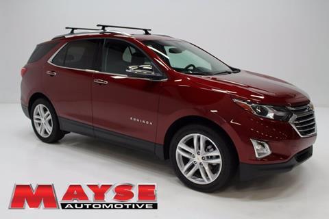 2018 Chevrolet Equinox for sale in Aurora, MO