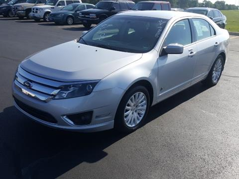 2010 Ford Fusion Hybrid for sale in Aurora, MO