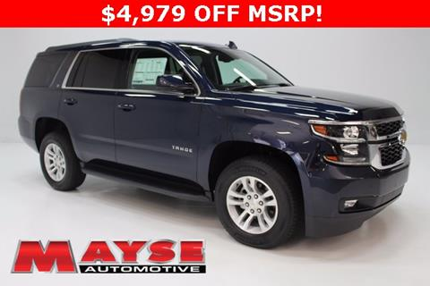 2018 Chevrolet Tahoe for sale in Aurora, MO