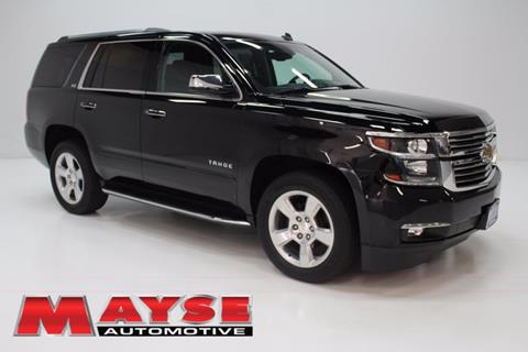2015 Chevrolet Tahoe for sale in Aurora, MO