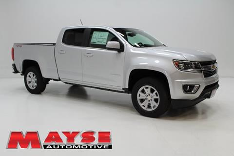 New chevrolet colorado for sale in aurora mo for Mayse motors aurora mo