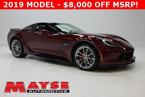 Chevrolet corvette for sale in missouri for Mayse motors aurora mo