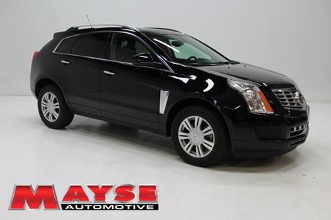 Used cadillac srx for sale in missouri for Mayse motors aurora mo