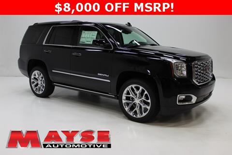 Gmc yukon for sale in missouri for Mayse motors aurora mo