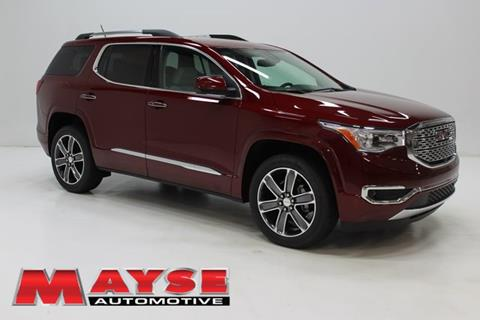 2018 GMC Acadia for sale in Aurora, MO
