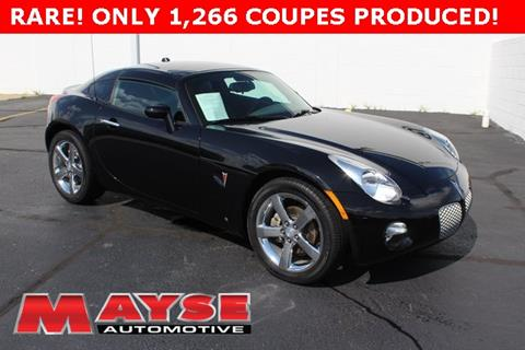 2009 Pontiac Solstice for sale in Aurora, MO