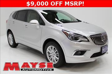 2017 Buick Envision for sale in Aurora, MO