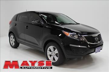 2012 Kia Sportage for sale in Aurora, MO