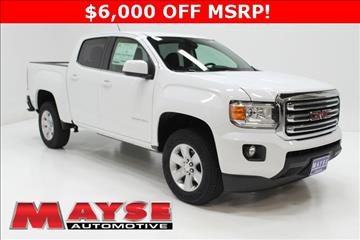 2017 GMC Canyon for sale in Aurora, MO